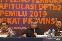 Jumlah pemilih di Sumut 9.787.820 jiwa