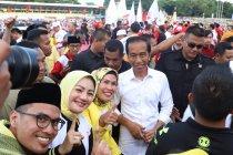 Jokowi ajak masyarakat Banten lawan hoaks
