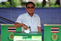 "Pemantau: Kampanye pemilihan Thailand  \""sangat condong\"" ke Junta"
