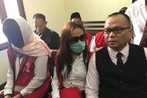 Dua Muncikari Artis Vanessa Angel Jalani Sidang Perdana