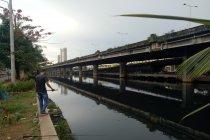 Sudin Lingkungan Hidup Jakut selidiki potensi pencemaran Kali Ancol