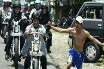 Biker Banua Siap Bareng Jokowi Geber Chopper