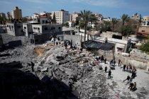 Menteri: agresi Israel baru-baru ini ke Jalur Gaza hancurkan 30 rumah