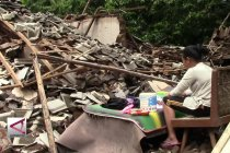 Korban gempa Lombok masih butuh banyak bantuan