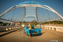 Perjalanan mobil listrik dari Belanda berakhir di Selandia Baru