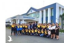 Pabrik manufaktur Nova Buildings di Bien Hoa resmi beroperasi penuh
