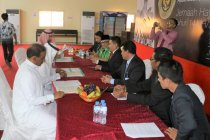 Pengadaan layanan akomodasi haji Mekkah hampir rampung