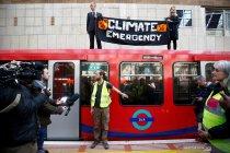 Polisi Inggris tangkap hampir 1.000 orang dalam protes perubahan iklim