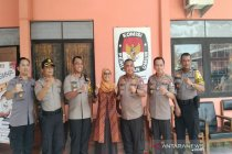 Mabes Polri supervisi pelaksanaan pengamanan pemilu di Kulon Progo