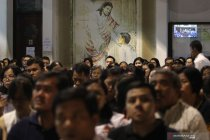 Uskup Agung: tetap jaga persatuan walau berbeda dalam pemilu