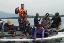 BKIPM Jambi lepasliarkan 246.673 ekor benih lobster ke Perairan Natuna
