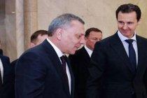 Presiden Bashar-Borisov bahas kerja sama Suriah-Rusia