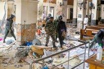 Bom di dekat gereja Sri Lanka meledak saat hendak dijinakkan
