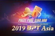 Pesta poker Boyaa Poker Tournament Asia 2019 telah resmi dimulai!