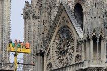 Prancis selidiki kemungkinan kelalaian pada kebakaran Notre Dame