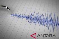 Gempa bermagnitudo 4,9 guncang Sumba Barat