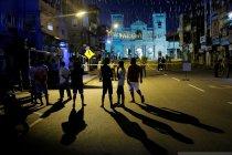 Sebuah ledakan terdengar di  Sri Lanka