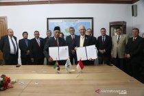 Insinyur Indonesia jalin kerja sama dengan mitra di Jordania