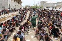 Ribuan migran gelap ditahan di Yaman selatan