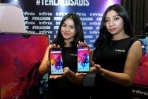 Sasar milenial, Infinix luncurkan dua smartphone terbaru