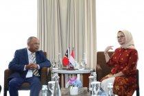 Badan POM perkuat dukungan sistem pengawasan pangan di Timor-Leste