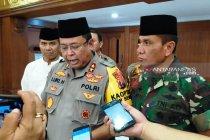 Polda Jatim gagalkan keberangkatan tiga bus ke Jakarta aksi 22 Mei