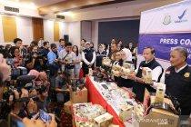Badan POM amankan ratusan ribu produk kemasan pangan tidak penuhi ketentuan senilai Rp3,4 miliar