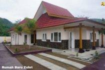 Kementerian PUPR selesaikan pembangunan rumah untuk sprinter Zohri