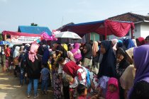 Wali Kota Bandarlampung pantau pasar murah di tujuh kecamatan
