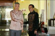Presiden, PM Singapura ucapkan selamat ke Jokowi