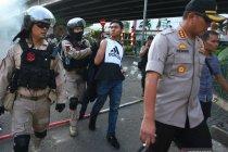 Polisi tangkap provokator yang bersembunyi di Pasar Slipi