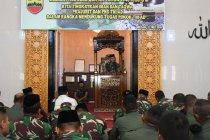 Pangdam I/BB: Nuzul Quran tingkatkan iman prajurit