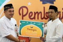 Bank Mandiri Gorontalo bagikan 1.000 Al Quran