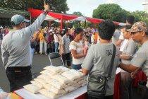 DWP gelar pasar murah bersubsidi untuk ribuan dhuafa