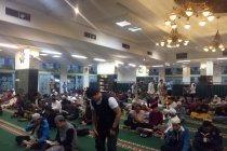 PT Pusri fasilitasi iktikaf ribuan muslim di Palembang