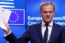 Presiden Dewan Eropa, PM Inggris bahas soal Brexit pekan depan