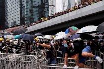 Kemlu China: Urusan Hong Kong adalah masalah internal