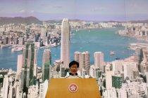 Pemerintah China tidak akan izinkan pimpinan Hong Kong mundur