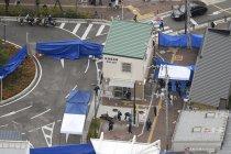 Polisi Jepang ditikam dalam serangan yang diduga sudah direncanakan