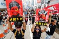 Banyak warga Hong Kong takut akan cengkeraman China