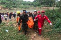 Seorang anak tewas tenggelam di Sungai Citanduy Kota Banjar