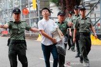 Aktivis Hong Kong Joshua Wong dihukum empat bulan