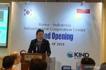 Korsel buka kantor organisasi pembangunan infrastruktur di Indonesia
