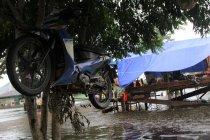 Dua kecamatan di Konawe masih terisolasi akibat banjir