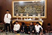Sejumlah pejabat negara melayat putra Ketua MA