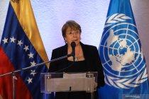 Komisaris   HAM PBB  kecam tindakan keras di Belarus