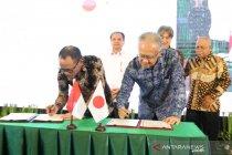 Indonesia-Jepang kerja sama pengiriman pekerja berketerampilan