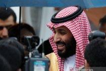 PM Israel bertemu Putra Mahkota Saudi, Menlu AS di Arab Saudi