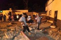 Serangan udara hantam pabrik biskuit di Libya