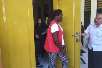 WNA asal Kenya divonis 1 tahun 2 bulan penjara
